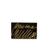 Lulu Guinness Women's Olivia 'One In A Million' Clutch - Black/Gold: Image 1