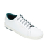 Ted Baker Men's Theeyo3 Leather Cupsole Trainers - White: Image 2