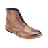 Ted Baker Men's Sealls3 Leather Brogue Lace Up Boots - Tan: Image 2
