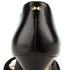 Ted Baker Women's Leniya Leather Elastic Strap Heeled Sandals - Black: Image 5