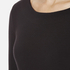 BOSS Orange Women's Dipleat Jersey Dress - Black: Image 4