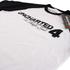 Uncharted 4 Herren Logo Raglan T-Shirt - Weiss/Schwarz: Image 2