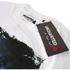 Uncharted 4 Herren Logo T-Shirt - Weiss: Image 3