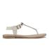 Superdry Women's Bondi Thong Sandals - White: Image 1