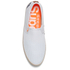 Superdry Men's Deckhand Slip On Trainers - White Mesh: Image 3