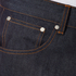 AMI Men's Carrot Fit Jeans - Indigo: Image 6