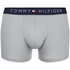Tommy Hilfiger Men's 3 Pack Icon Trunk Boxer Shorts - Alloy/Samba/Brilliant Blue: Image 5