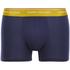 Tommy Hilfiger Men's 3 Pack Premium Essentials Trunk Boxer Shorts - Antique Moss/Brilliant Blue/Samba: Image 4