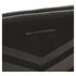 WANT LES ESSENTIELS Women's Barajas Zip Folio - Black Nubuck Stripe: Image 6