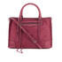 Rebecca Minkoff Women's Regan Satchel Tote - Tawny Port: Image 1