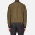 Barbour X Steve McQueen Men's Green Jacket - Army Green: Image 3