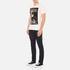 Barbour X Steve McQueen Men's Apex T-Shirt - Neutral: Image 4
