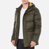 Barbour Heritage Men's Whithorn Quilted Jacket - Sage: Image 2