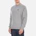Barbour Heritage Men's Standards Sweatshirt - Grey Marl: Image 2