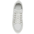 KENZO Women's K-Fly Low Top Trainers - White: Image 3