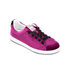 KENZO Women's K-Lace Low Top Trainers - Burgundy: Image 2