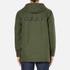 OBEY Clothing Men's Slugger Fishtail Parka Jacket - Dark Army: Image 3