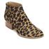 Alexander Wang Women's Kori Leopard Printed Haircalf Ankle Boots - Black/Natural: Image 2