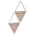 Umbra Trigg Wall Vessel - Copper (Set of 2): Image 2