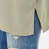 Superdry Women's Tencel Delta Shirt - Salt Wash Khaki: Image 5