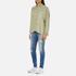 Superdry Women's Tencel Delta Shirt - Salt Wash Khaki: Image 4