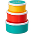 Happy Jackson Round Nesting Snack Pots: Image 3