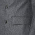 Carven Men's Double Breasted Blazer - Gris Chine: Image 6