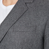 Carven Men's Double Breasted Blazer - Gris Chine: Image 5