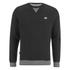 Le Shark Men's Greenfield Crew Neck Sweatshirt - Black: Image 1