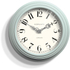 Newgate Dormitory Wall Clock - Mint Ice Cream: Image 1