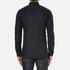 HUGO Men's Elisha Long Sleeve Dobby Shirt - Navy: Image 3