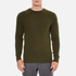 YMC Men's Suedehead Brushed Jumper - Loden: Image 1