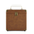 GPO Retro Portable Carry Case for 7-Inch Vinyl Records - Brown: Image 2
