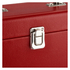 GPO Retro Portable Carry Case for 7-Inch Vinyl Records - Red: Image 5