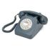 GPO Retro 746 Rotary Dial Telephone - Grey: Image 1
