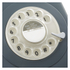 GPO Retro 746 Rotary Dial Telephone - Grey: Image 2