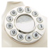 GPO Pearl Classic Retro Corded Telephone - Ivory: Image 2
