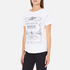 Barbour International Women's Charade T-Shirt - White: Image 2