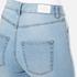 Cheap Monday Women's High Spray Jeans - Stone Bleach: Image 5