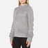 Cheap Monday Women's Honour Knitted Jumper - Silver: Image 2