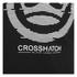 Crosshatch Men's Onsite Graphic T-Shirt - Black: Image 3