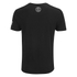 Crosshatch Men's Crusher Graphic T-Shirt - Black: Image 2