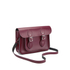 The Cambridge Satchel Company Women's 11 Inch Magnetic Satchel - Oxblood: Image 4