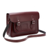 The Cambridge Satchel Company Women's 14 Inch Magnetic Satchel - Oxblood: Image 4