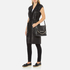 Furla Women's Minerva Small Crossbody Bag - Black: Image 7