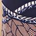 Diane von Furstenberg Women's Rosalie Dress - Midnight/Brown: Image 4