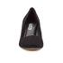 Dune Women's Acapela Suede Court Shoes - Black: Image 4