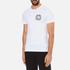 Versace Jeans Men's V Logo Print T-Shirt - White: Image 2