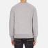 rag & bone Men's Okay Sweatshirt - Grey Heather: Image 3
