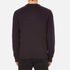 rag & bone Men's Wyatt Crew Neck Sweatshirt - Burgundy: Image 3